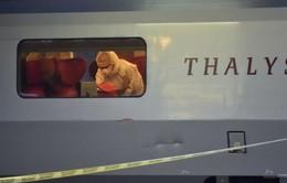 Xả súng trên chuyến tàu Amsterdam - Paris, 3 người bị thương