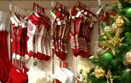 Anh: Bắt đầu kinh doanh mặt hàng đồ Giáng sinh