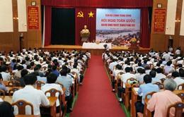 Hội nghị toàn quốc Ban Nội chính các tỉnh, thành ủy
