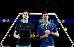 Thắng dễ Murray, Djokovic giành danh hiệu Masters 1000 thứ 6 trong năm