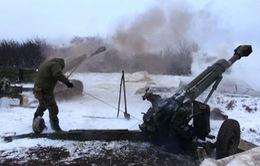 Ukraine: Quan sát viên OSCE bị bắn bất chấp lệnh ngừng bắn