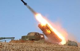 Yonhap: Triều Tiên đang di chuyển các bệ phóng tên lửa