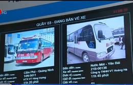 Hà Nội sẽ công khai biểu đồ từng bến xe, nốt xe
