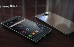 Galaxy Note 5 sẽ được trang bị pin khủng 4.100mAh?