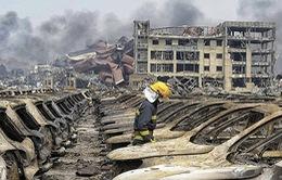 Vụ nổ ở Thiên Tân: Nước nhiễm độc vượt hàng chục lần mức cho phép