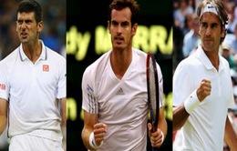 Wimbledon 2015: Cơ hội mở cho nhiều ứng viên