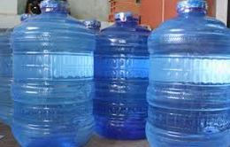 Chất lượng nước đóng bình: Khó kiểm soát!