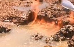 Làng 40 năm sử dụng nguồn nước bị ô nhiễm