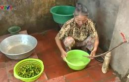 Hà Nội: Khu dân cư ở Gia Lâm khắc khoải chờ nước sạch