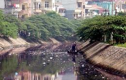 Hà Nội: Ô nhiễm trầm trọng nguồn nước mặt