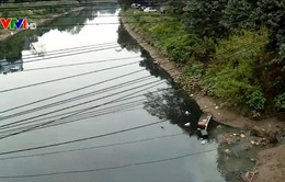 Hà Nội: Nhiều khu đô thị xả nước thải trực tiếp ra môi trường