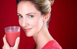 5 loại nước uống giúp chống lão hóa