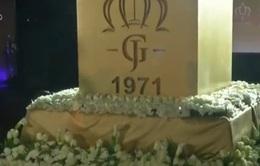 UAE tung ra chai nước hoa lớn nhất thế giới