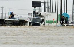 Nhật Bản khắc phục hậu quả lũ lụt