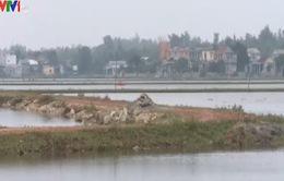 TT-Huế: Nguồn nước ngầm bị suy giảm nghiêm trọng