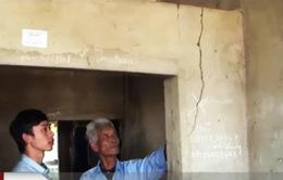 TT-Huế: Gần 1.000 hộ dân bị nứt nhà do thi công QL1A