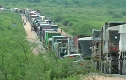 Tắc nghẽn giao thông kéo dài... 60 tiếng tại Kenya
