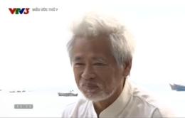 Cựu thanh niên xung phong nhặt rác không công ở bãi biển Đà Nẵng