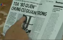 Ngày 5/6, đại biểu QH cho ý kiến về hoạt động tố tụng hình sự