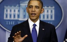 Tổng thống Mỹ mạnh mẽ bảo vệ thoả thuận hạt nhân với Iran