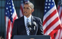 Tổng thống Mỹ Obama kêu gọi các nghị sỹ cân nhắc về dự luật thương mại TAA