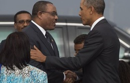 Mỹ ủng hộ Ethiopia chống khủng bố
