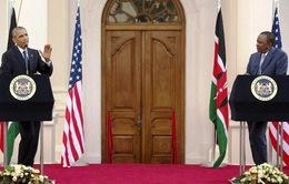 Mỹ tăng cường hợp tác an ninh với Kenya