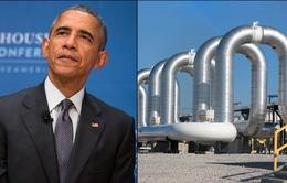 Tổng thống Mỹ thẳng tay bác dự án đường ống dẫn dầu Keystone XL