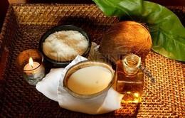 Ăn dầu dừa để có làn da đẹp