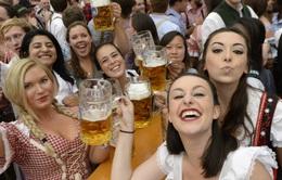 Lễ hội bia Oktoberfest 2015 thu hút gần 6 triệu du khách