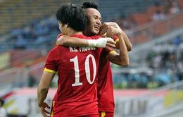 Công Phượng lập công, O.Việt Nam dẫn 3-0 trước O.Macau