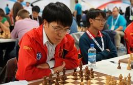 Lê Quang Liêm vươn lên Top 3 giải cờ vua SPICE Cup 2015