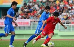 Cầm hòa Uzbekistan, Olympic Việt Nam giữ mạch trận bất bại trên sân nhà