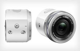 Olympus Air - Camera 16 MP điều khiển bằng smartphone