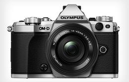 Camera Olympus OM-D E-M5 II có khả năng chụp ảnh 40MP