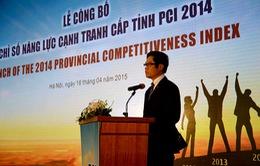 Công bố chỉ số PCI 2014: Đà Nẵng giữ vữngngôi đầu bảng