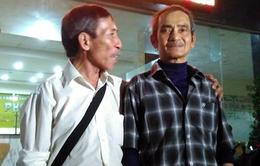Ông Huỳnh Văn Nén được trả tự do sau 17 năm tù oan