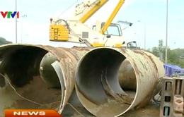 Cứu đường ống sông Đà, Hà Nội đề xuất xây khẩn đường ống mới