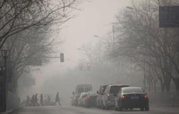 Ô nhiễm không khí tại Trung Quốc gấp 50 lần mức tối đa