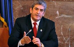 Phó Thủ tướng Romania được chỉ định làm Thủ tướng lâm thời