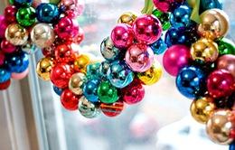 Gợi ý trang hoàng nhà cửa đón Noel