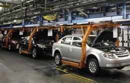 Doanh số bán xe ô tô tại Mỹ tăng trưởng ấn tượng