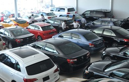 5 tháng người Việt chi hơn 1 tỷ USD nhập ô tô