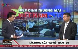 Hiệp định thương mại tự do Việt Nam - EU: Xóa bỏ 99% dòng thuế nhập khẩu