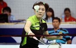 Vũ Thị Trang tăng 9 bậc trên BXH cầu lông thế giới