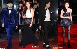 Những sao Hàn mặc xấu trên thảm đỏ
