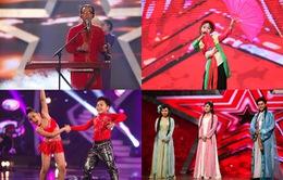 Vietnam's Got Talent 2014: Top 14 nhóm thí sinh xuất sắc nhất