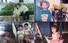 Top 6 Vietnam Idol bật mí hình ảnh thời thơ ấu