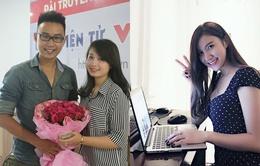 """GLTT với DV Quang Minh và Hạnh Sino của """"Khép mắt chờ ngày mai"""""""