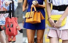 Những phụ kiện thời trang độc đáo tại New York Fashion Week